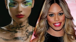 Laverne Cox Set to Host Kim Kardashian West & Diana Madison