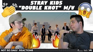 NSD REACT | STRAY KIDS 'DOUBLE KNOT' M/V