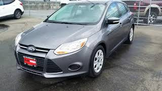 2014 Ford Focus SE POWER GROUP, LOW MILEAGE!