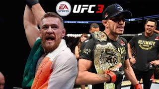 WILL IT HAPPEN? UFC 3 CONOR MCGREGOR VS TONY FERGUSON