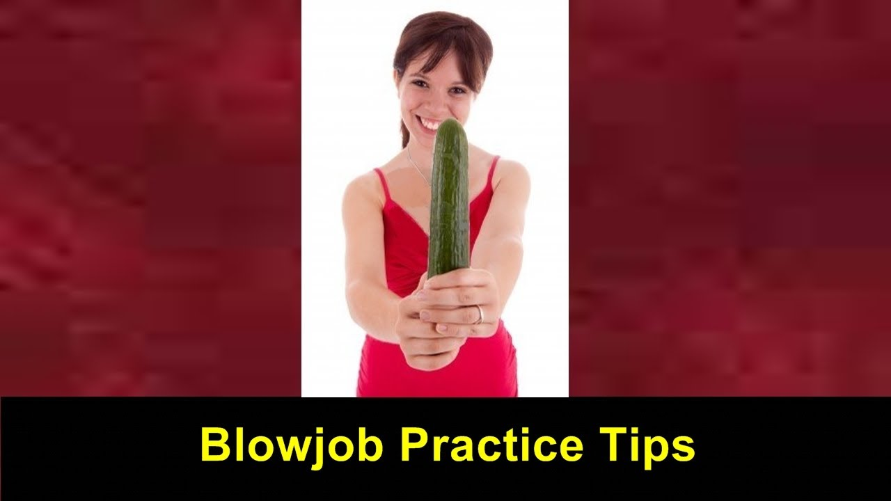 Blowjob tutorial videos