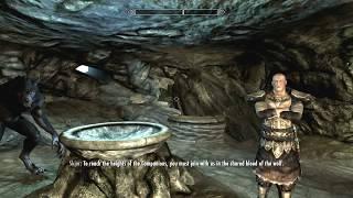 Skyrim - How to Become a Werewolf