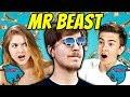 Teens React To MrBeast