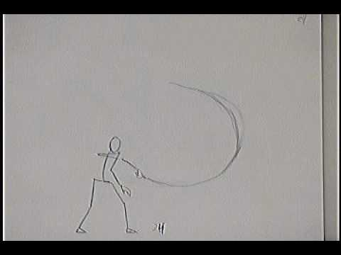 Stick Figure Whip Pencil Test