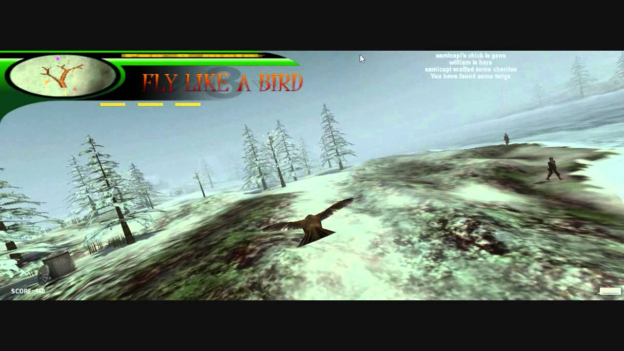 GAMEVIAL.COM s karolom77 - Fly like a bird 3 - Vianoce ...