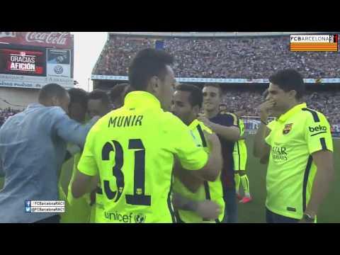 T14/15 J37 Liga BBVA: Atlético de Madrid 0-1 FC Barcelona (RAC1)
