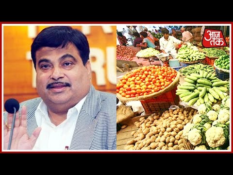 Exclusive: Union Minister Nitin Gadkari Speaks On Food Price Rise, Other Challenges