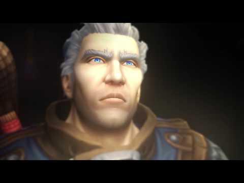 Lightbound Vessel Interstitial In-game Cinematic