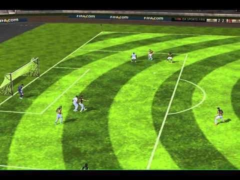 FIFA 14 iPhone/iPad - Peru Real Mdrid vs. Vitesse
