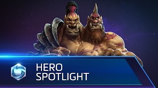 Cho'Gall Spotlight – Heroes of the Storm