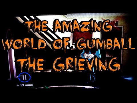 the Amazing World Of Gumball: The Grieving Creepypasta video