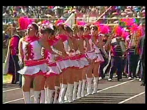Desfiles 15 Septiembre 2010 Honduras