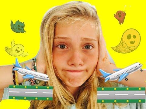 У ребенка болят уши в самолете