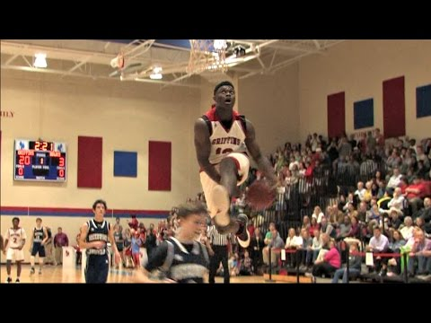 Zion Williamson BEST PLAYS of 2017 So Far...