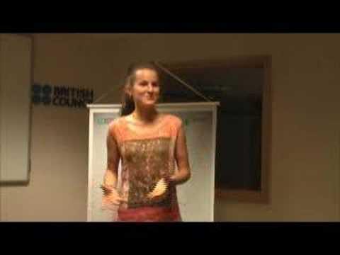 Climate Champions - Embaixadores do Clima: Laila Soares