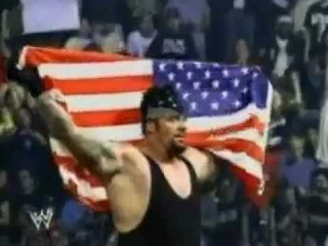 The Undertaker - American Bad Ass Theme For Raws 1000th Episode...