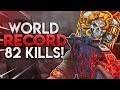 """82 KILL NEW BLACKOUT """"Down But Not Out"""" WORLD RECORD"""