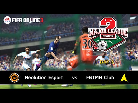 FIFA Online 3 : Major League 2014 SS2 Day 3