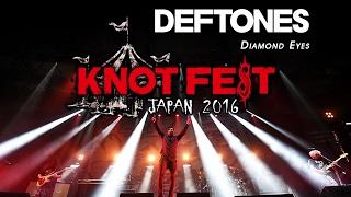 download lagu Deftones - Diamond Eyes Knotfest Japan 2016 Pro gratis