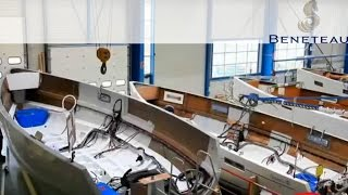 Beneteau Factory Tour