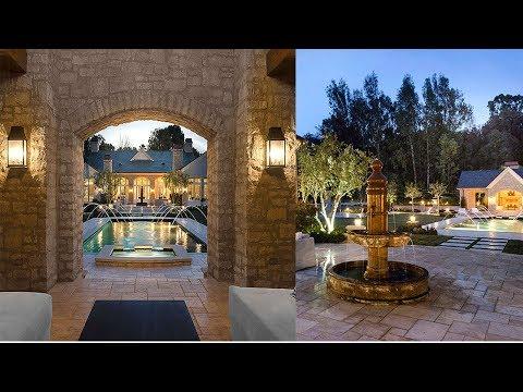 KIM KARDASHIAN's $20 MILLION Mansion - 2017 [new]