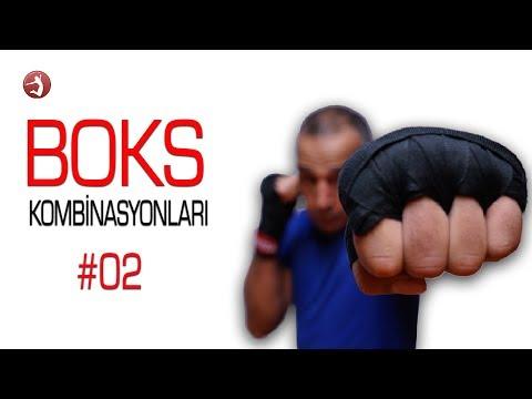 Yakına Girmenizi Sağlayacak 5 Boks Kombinasyonu #02 - Boks Dersleri