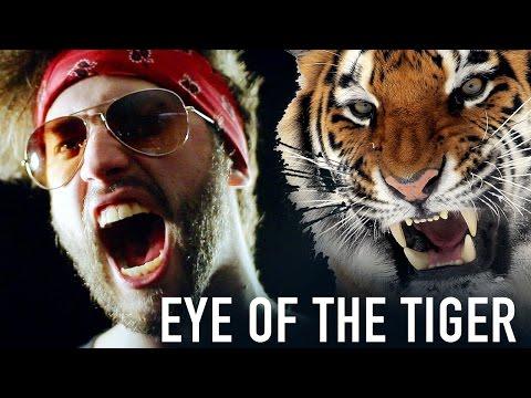 Скачать песню eyes of the tiger