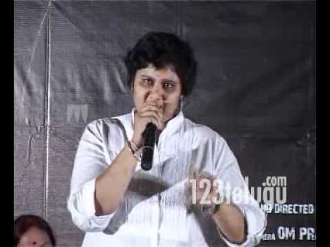 Sega Movie Audio Launch -123telugu - Nani, Nithya Menon video