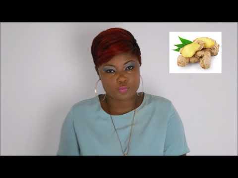 Astuce N°112 : Le gingembre dans les plats Africains (Cuisine Africaine)
