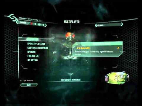 Misc Computer Games - Crysis 2 - Epilogue