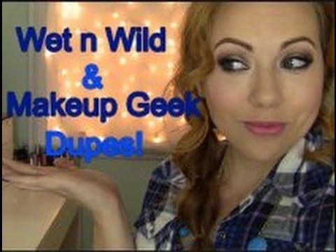 Eyeshadow Dupes for MAC & Urban Decay