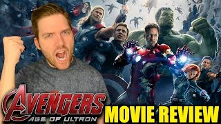 Avengers: Age of Ultron - Movie Review