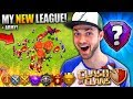 MY NEW LEAGUE RANK (+ BEST ARMY)! - Clash Of Clans