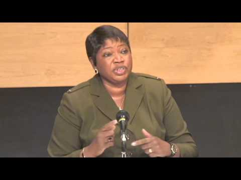 8th IHLD: Fatou Bensouda (2014) ICC Update