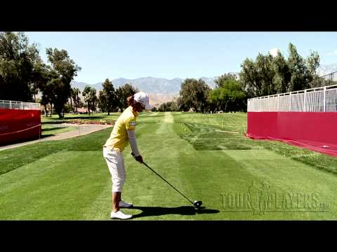NA YEON CHOI (NYC): 2013 Slow-motion tee shot