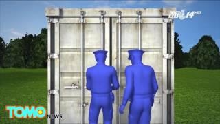 (VTC14)_Người phụ nữ bị nhốt trong Container và bị hãm hiếp suốt 2 tháng
