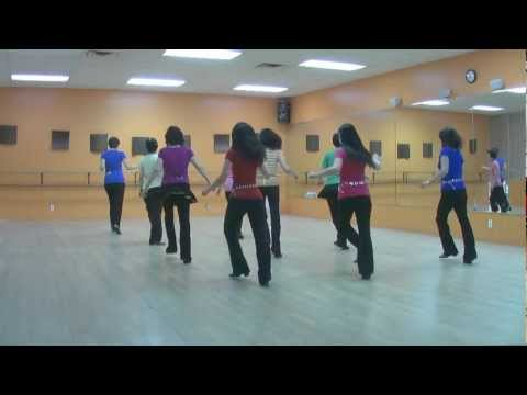 Dance Again - Line Dance (dance & Teach In English & 中文) video