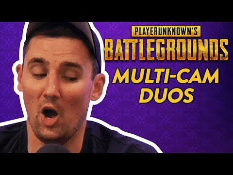 Yippee-ki-yay, Motherf*cker - BATTLEGROUNDS (PC) Duos/Solo Gameplay & Livestream