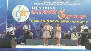 [Nhạc Thiếu Nhi] Hát Live, Thành Phố Tôi Yêu, Bé Ngọc Nhi ft Bé Kha Thi