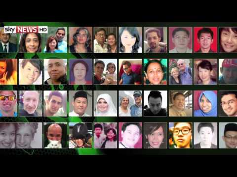 Missing Malaysia Airlines Flight Mh370: The Story So Far - Day Sixteen video