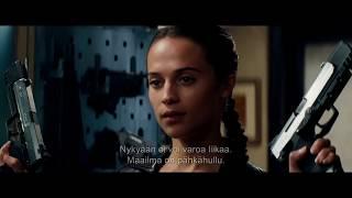 Tomb Raider - Virallinen trailer 1