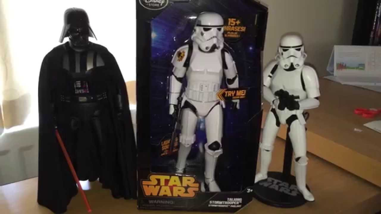 Star Wars Disney Store Disney Store Exclusive Star