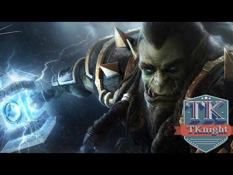 Почти Warcraft 4 | Warcraft 3 (Мод Warcraft 3: Ressurection) # 1