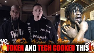 Token Is Cookin Token Youtube Rapper Ft Tech N9ne Reaction