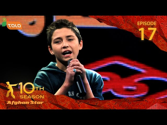 Afghan Star Season 10 - Top 8 - Episode.17 / ??? ??? ????? ????? - ? ?????? - ???? ?????