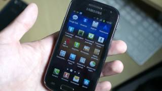 Видео Samsung Galaxy Ace 2 i8160