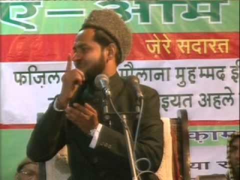 Molana Jarjis Ansari( Namaz Aur Aaz Ke Waqt Ke Musalmano Ke Kharab Halaat?) video