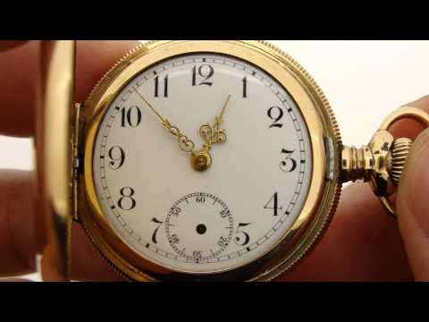 15 Broken Antique Pocket Watches
