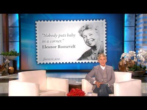 The Maya Angelou Stamp