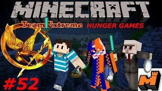Minecraft Team Extreme Hunger Games #52- Its Like Bam